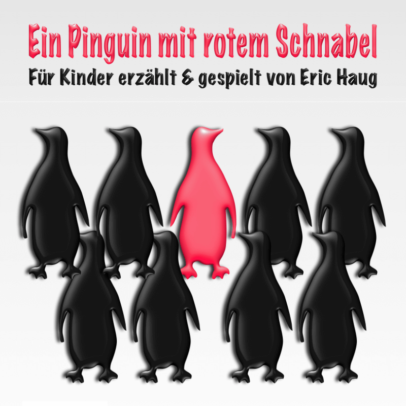 Pinguin Quadrat